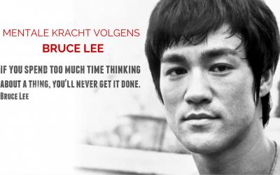 Blog: Wat jij kunt leren van Bruce Lee (over mindset)