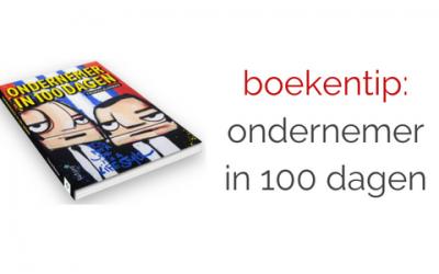 Boek: Ondernemer in 100 dagen