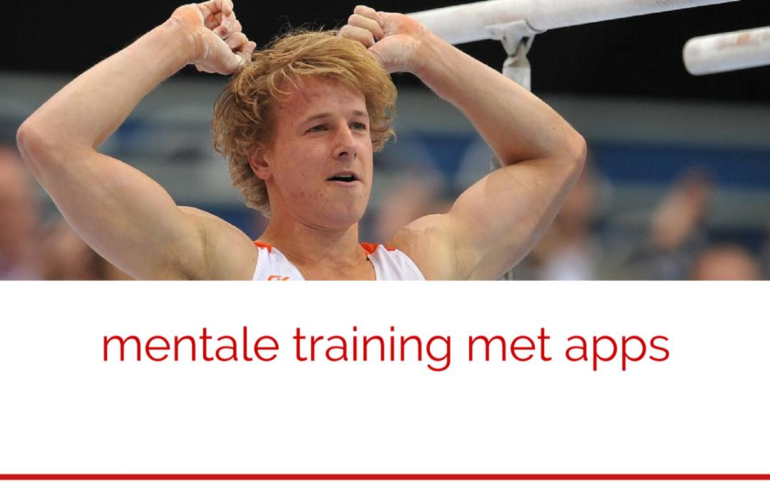 Blog: Mentale training met apps, wel of niet doen?