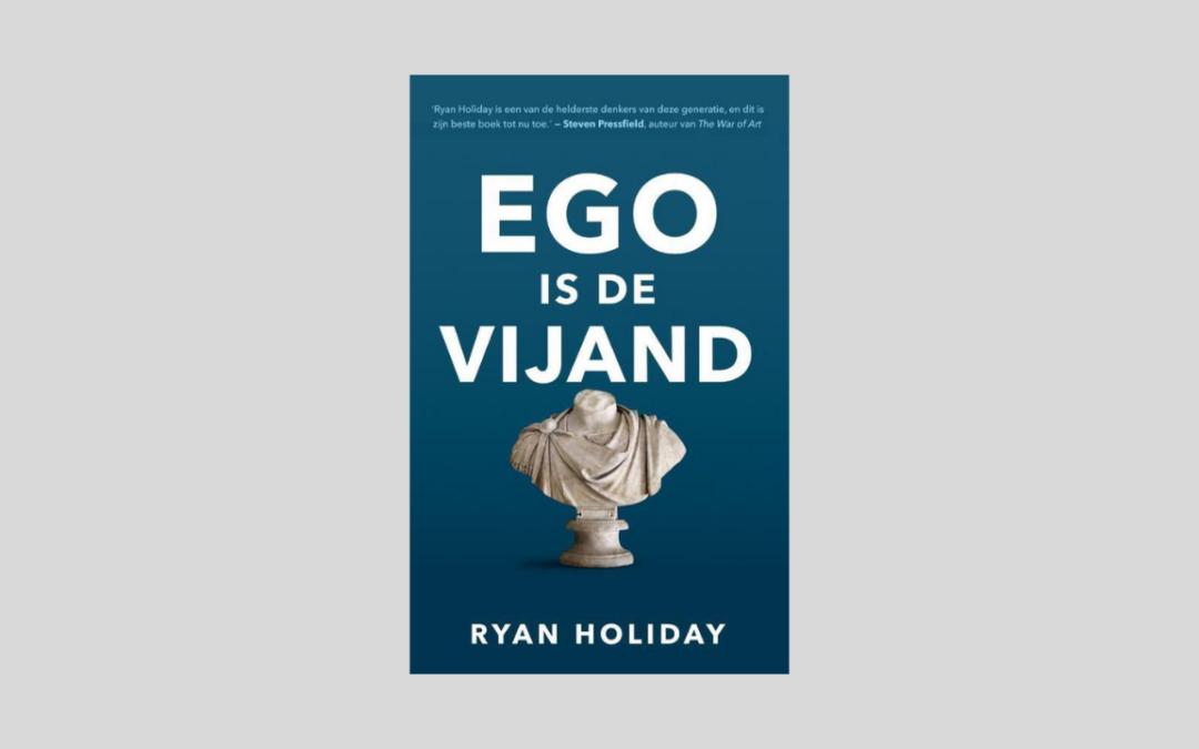 Cover Ego is de Vijand