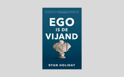 Boek: Ego is de vijand
