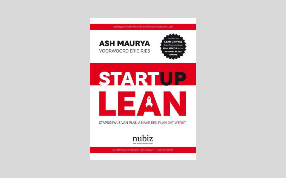 Cover Startup Lean