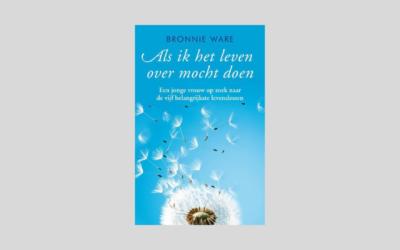 Boek: Als ik het leven over mocht doen
