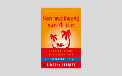 Boek: Een werkweek van 4 uur
