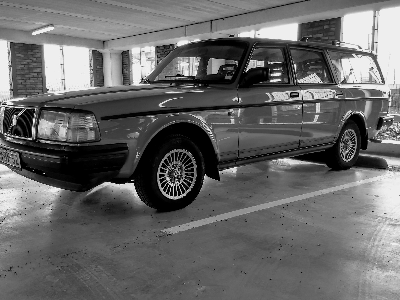 Volvo van Koen